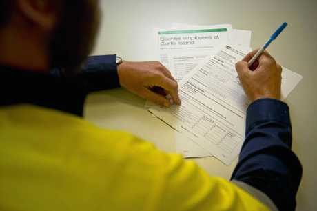 The ATO has advised Bechtel employees to resubmit their tax. Photo Paul Braven / The Observer