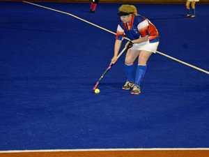 Hockey head nets five goals in easy club win