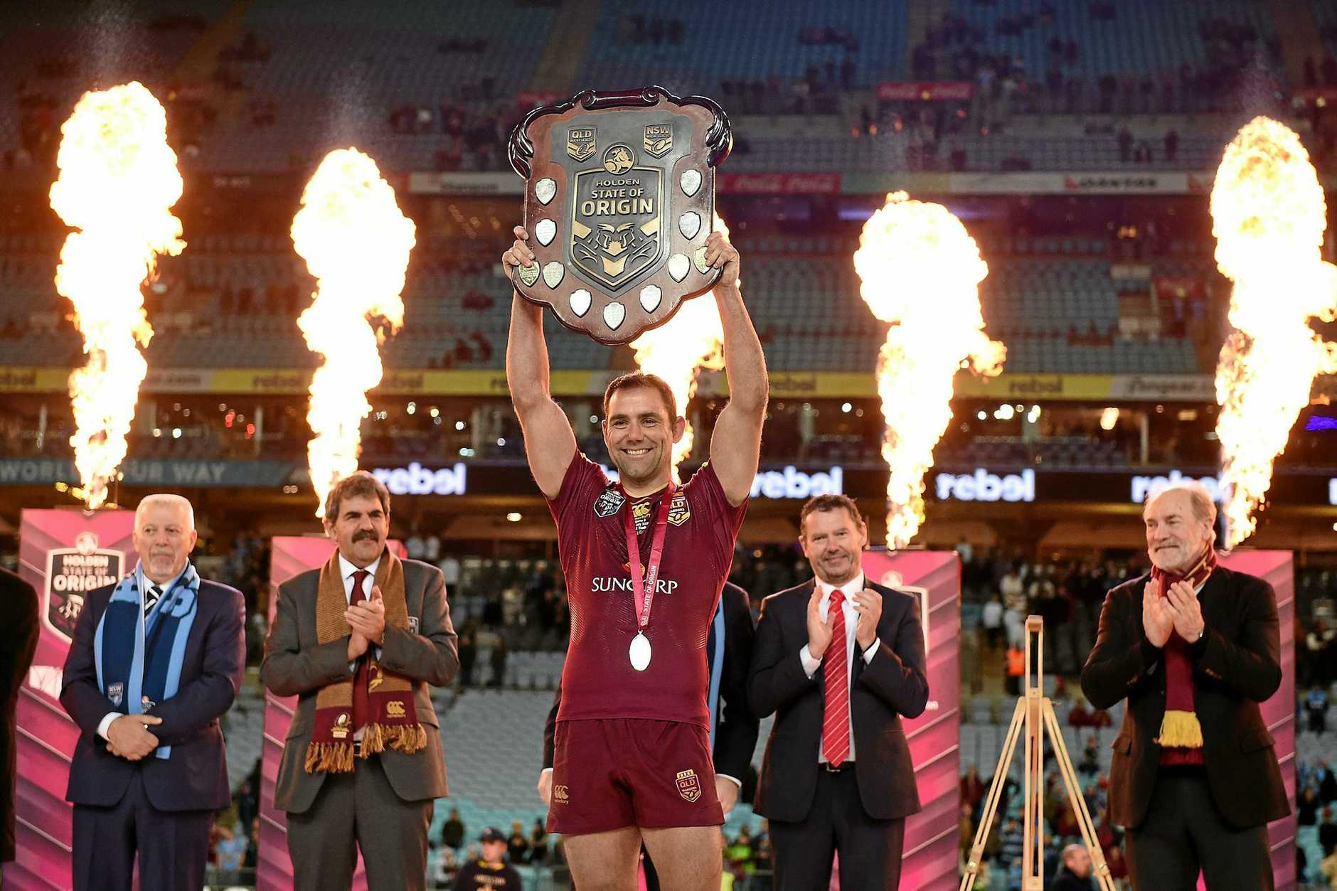 The controversial celebration is credited with sparking Queensland's State of Origin revival.