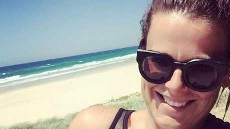Jess Murray was tragically killed in a boating accident near Couran Cove. Photo: Facebook