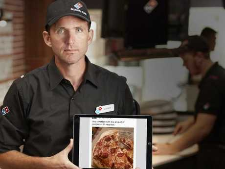 The fast food billionaire is now also a chairman at Domino's.