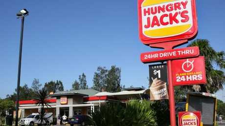In a fast food fairytale, little guy Jack Cowin beat corporate giant Burger King.