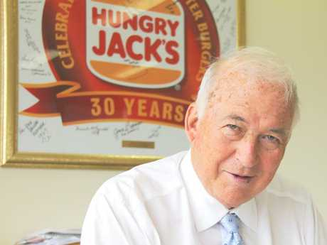 Jack Cowin, 74, is now the 24th richest person in Australia.