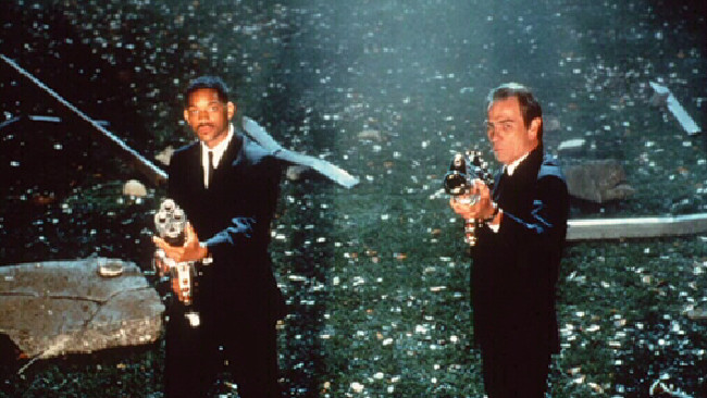 Tommy Lee Jones played Agent Kay in Men in Black.