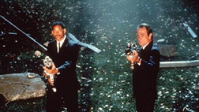 Tommy Lee Jones played Agent Kay in Men in Black.
