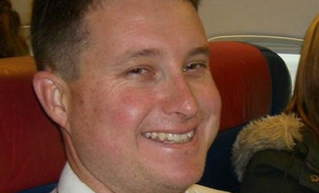 Brett Forte has been identified as the police officer fatally shot. Picture: Facebook