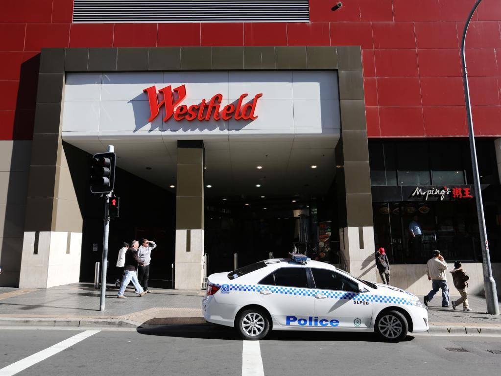 Police have evacuated shops in Argyle St Parramatta.
