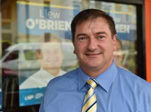 Llew O'Brien pays tribute to former cop at parliament