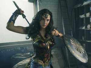 Wonder Woman is a kick-arse superhero romp