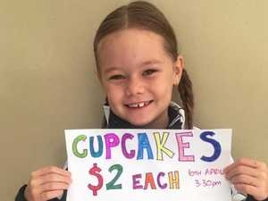 Cupcakes help Crabbes Creek School get back on track