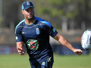Cordner fights back to lead from front