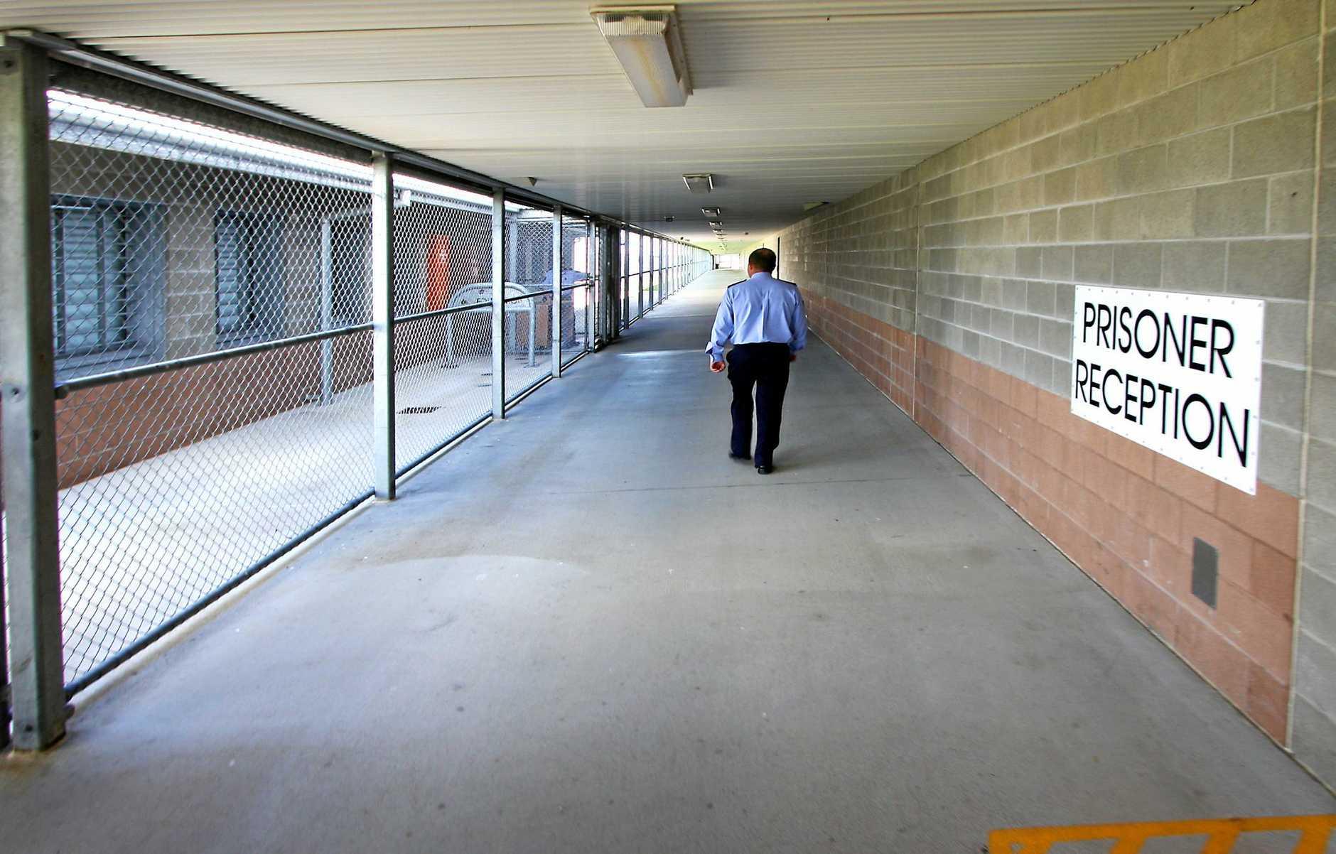 prison07c   CI07/0308/4   Capricornia Correctional Centre
