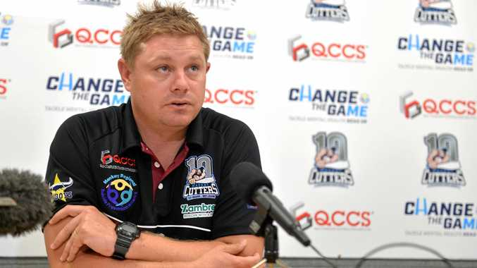 Cutters coach Steve Sheppard has made some changes.