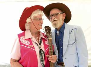 Hillbillies are honoured as pioneer balladeers