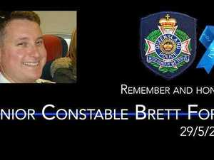 Readers photo tribute to Brett Forte