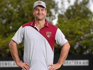 Queensland Bulls coach pulls up stumps