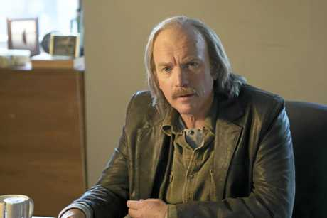 Ewan McGregor as Ray Stussy in a scene from season three of the TV series Fargo.