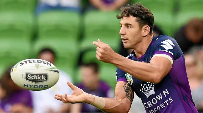SELECTION: Billy Slater has been a loyal servant of Queensland but will he play Origin again?