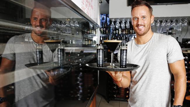 Shane Nettleton expects Bondi Espresso Martini to be even bigger then their hit Vodka Plus range