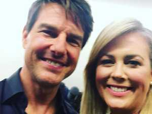Sam Armytage and Tom Cruise? Saaaaay what?