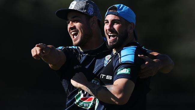The vastly experience Hayne a weakness? The Maroons are kidding