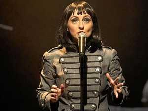 Naomi Price is Lady Beatle in latest pop-culture cabaret