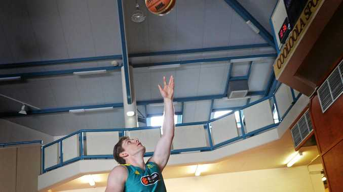 ROCK AND ROLL: Gympie athlete Steven Elliott will lead Australia's charge at the under-23 World Wheelchair Basketball Championships in Toronto next week.