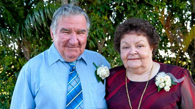 When Rodney Webb, pictured with his wife Clair, died tragically in March last year, his family honoured his organ donation wishes.