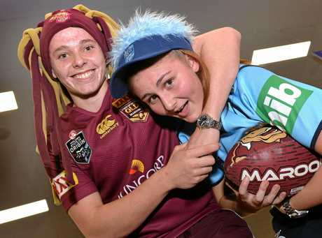 Dress up in your colours to support your team and go in the draw to win best dressed at Mojos.
