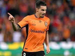 Ex-Roar star gets chance to impress Socceroos boss