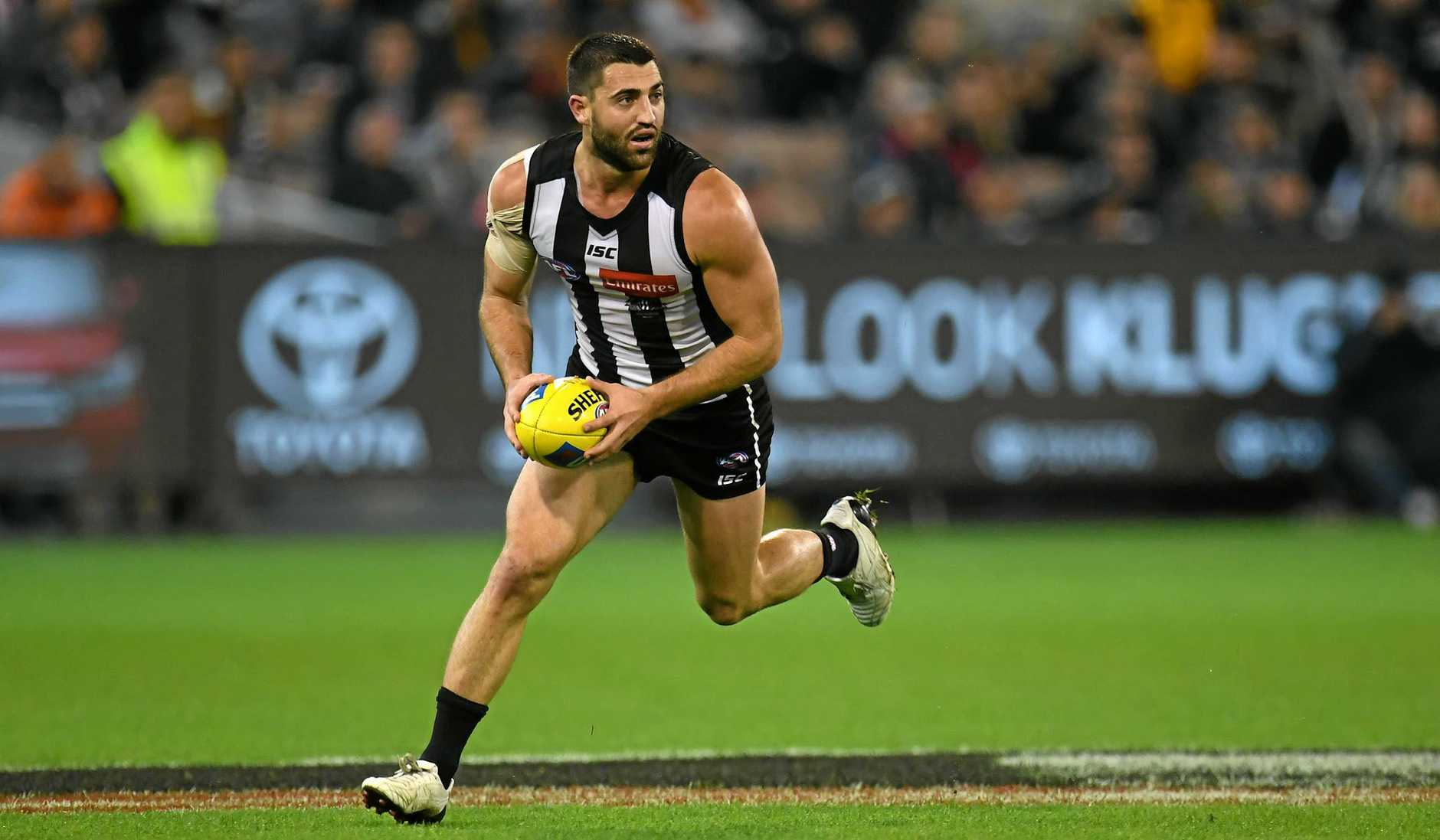 Alex Fasolo will take an extended break from football to deal with depression.
