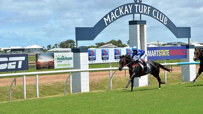 The Mackay Turf Club is one of nine racing clubs that will receive funding to help make Cyclone Debbie related repairs.