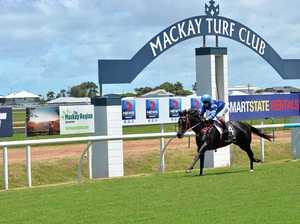 Mackay Turf Club's cash boost for cyclone repairs