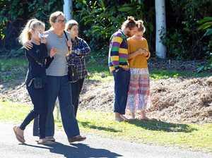 Tears flow as residents mourn loss on Urban Food Street