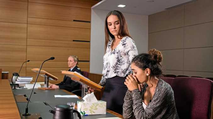 Judge For Yourself workshop aims to show the challenges and the complexity of sentencing.