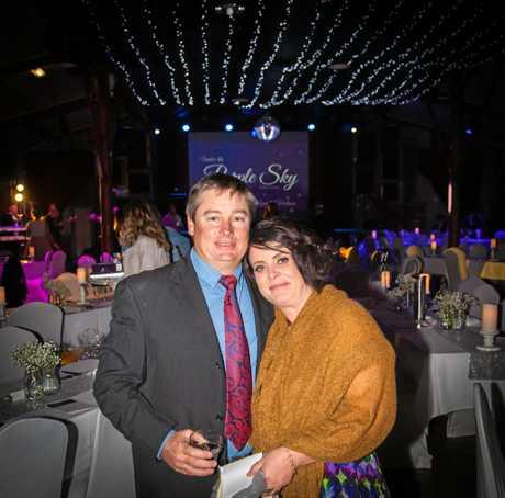 Glenn and Deb Blakeney.
