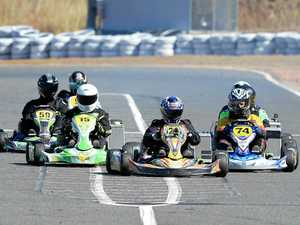 Karters race into Rocky for Round 2 of CQ Series