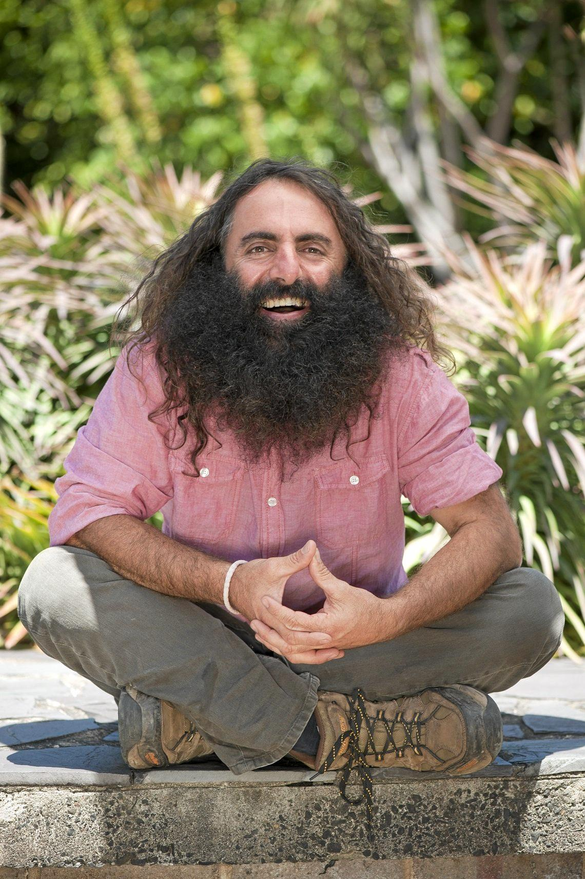 GREEN THUMB: The people's green thumb Costa Georgiadis, has hit out at the destruction caused to Urban Food Street in Buderim.