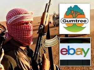 Islamic State using Gumtree, eBay for sick campaign