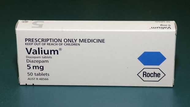 Valium recall after suspected tampering
