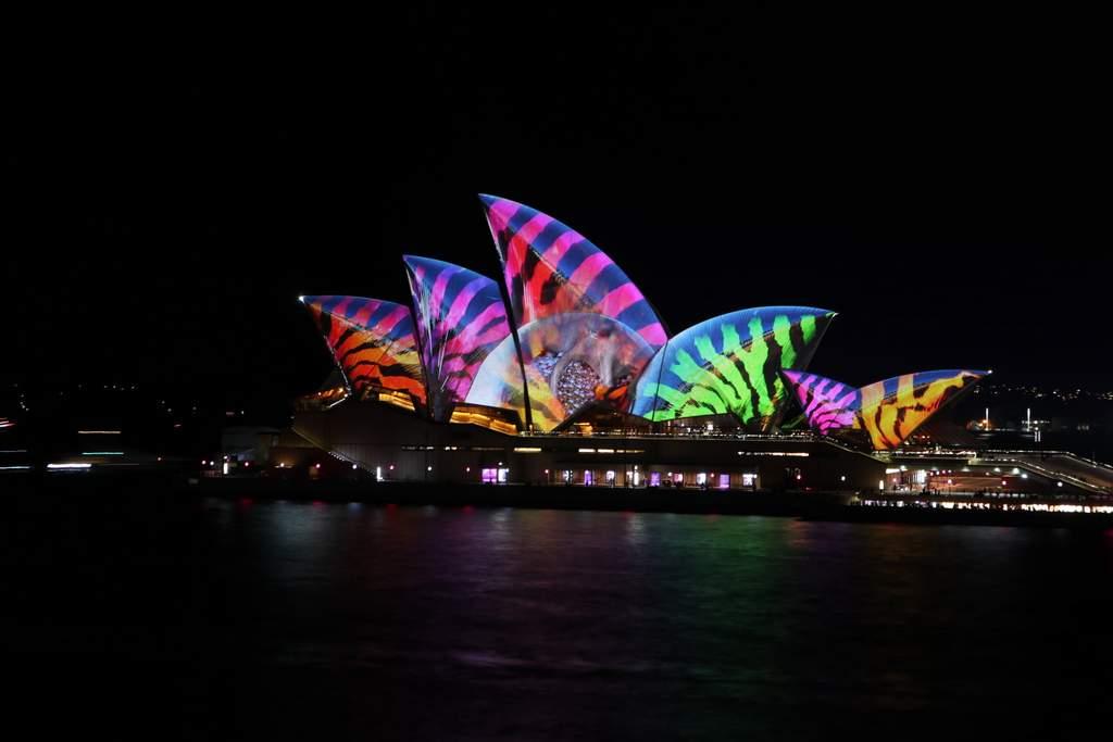 Vivid Sydney 2017.