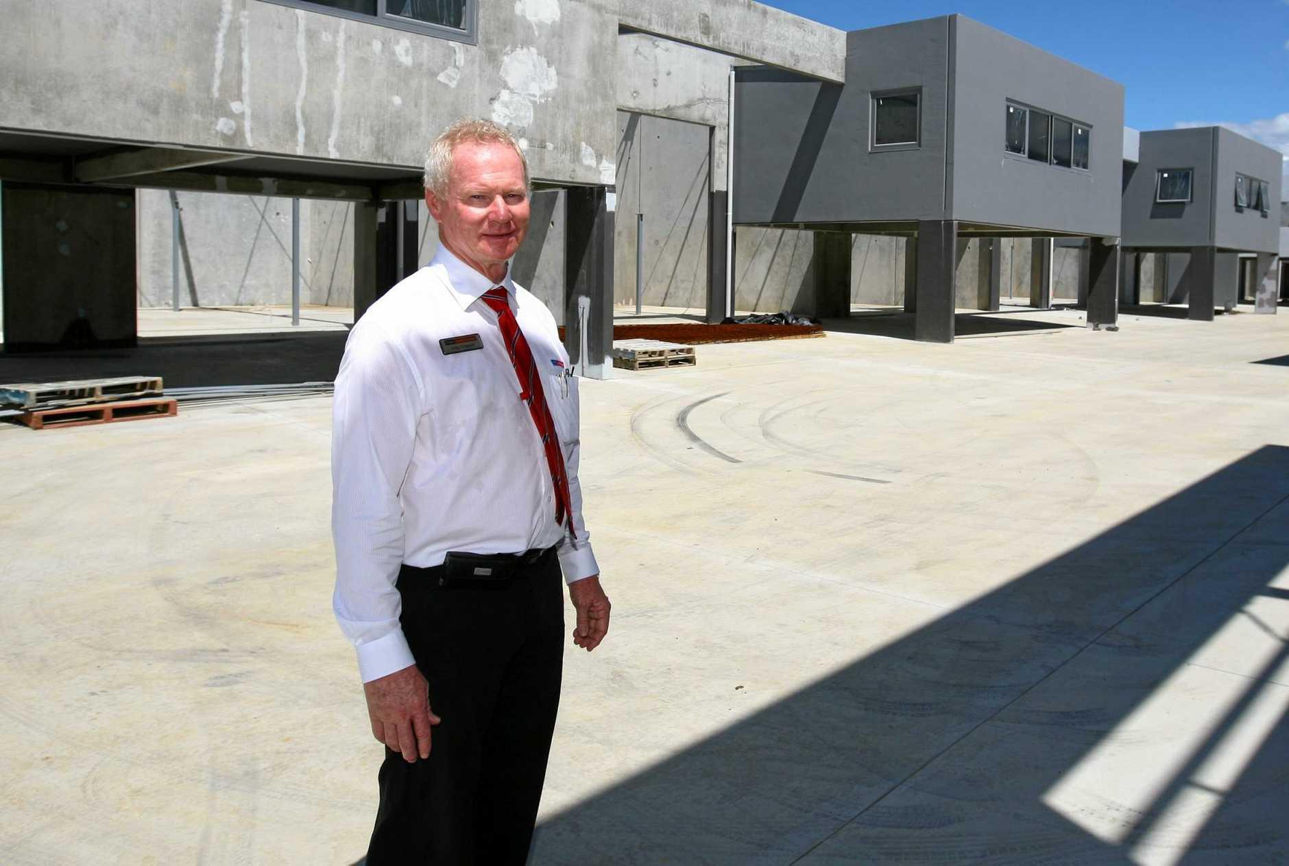 PRD Nationwide Mackay principal Greg Chappell.
