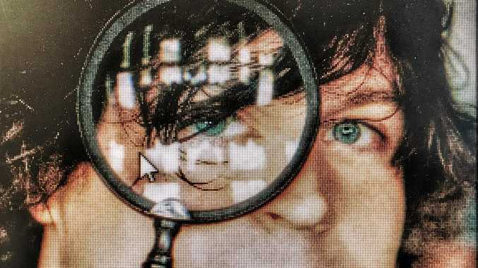 SNAKE PIT: Ryan Adams is watching you watching him. It's a post modernist nightmare.