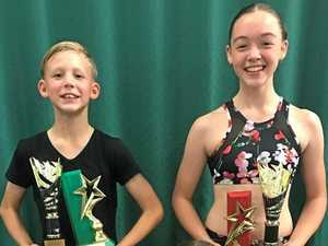 Dancing talent shines bright