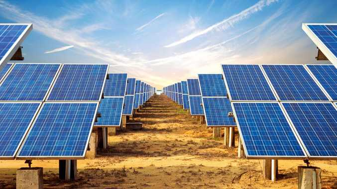 SUNNY OUTLOOK: The location of the proposed solar farm has meant complaints have been minimal.