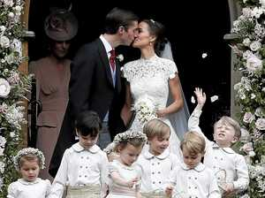 Pippa gets married and then cuts her hair. Typical