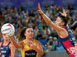 Lightning fired up for Super Netball finals