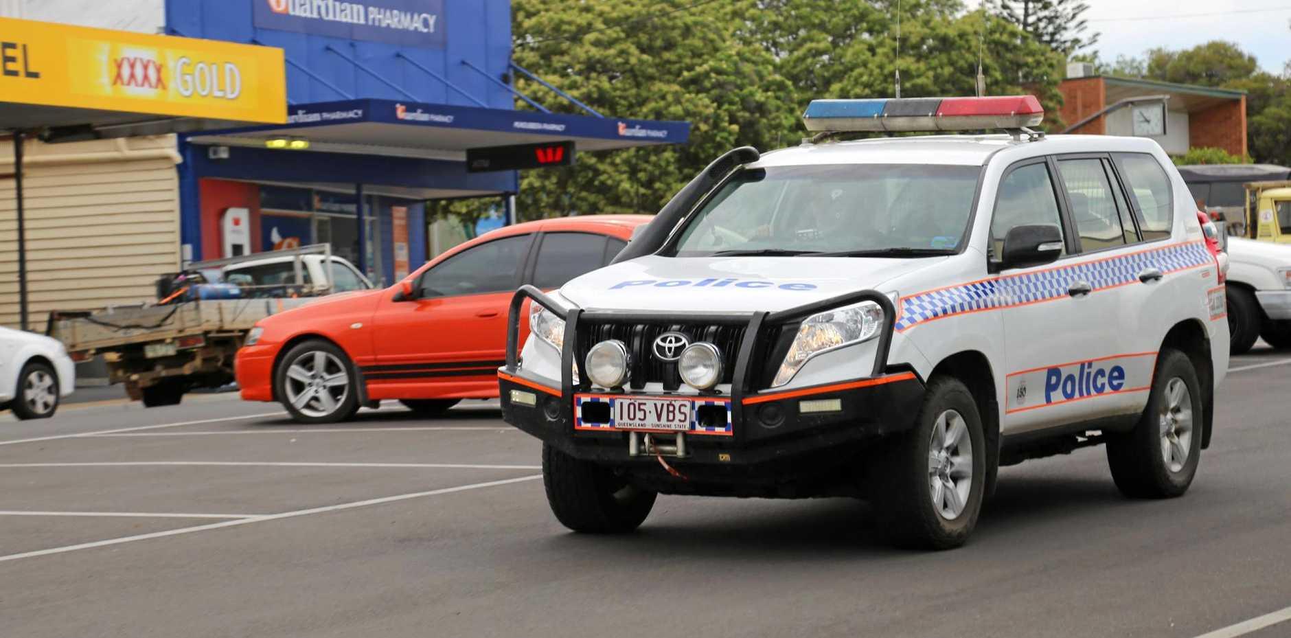 ZERO TOLERANCE: Mundubbera police are targeting alcohol-fuelled violence.