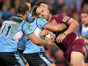 Maroons duo charged after Origin incidents