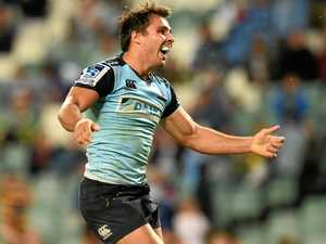 Nick Phipps to miss Tahs' crucial clash in NZ